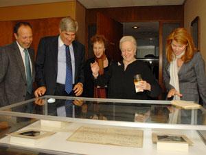 The School Receives Arthur Rubinstein Collection | The