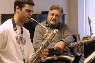 Joe Temperly and Andrew Gutauskas