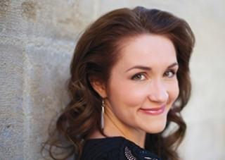 Soprano Erin Morley
