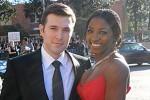Jacob Fishel and Rutina Wesley-Fishel