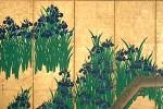 Rinpa Irises