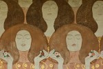 Klimt's famous 1902 Beethoven frieze