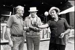 Walter Rosenberger, Danny Kaye and Zubin Mehta