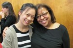 Cecelia Hobbs Gardner and Christine Wu