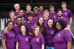 Juilliard students on New Orleans service trip