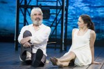 Sam Waterston and Francesca Carpanini