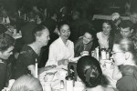 Martha Hill and Juilliard grads 1959