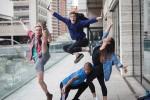 Juilliard dancers