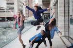 Juilliard dancers