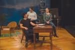 """""""Misalliance"""" rehearsal"""