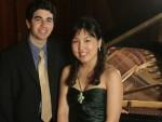 Michael Brown and Rachel Kudo