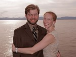 Annika Sheaff and Luke Rinderknecht