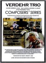 Robert Mann and David Diamond