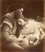 The Parting of Lancelot and Guinevere (1874)
