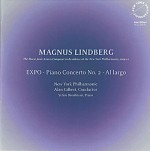 Magnus Lindberg NY Philharmonic