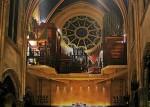 The Church of St. Mary the Virgin Organ