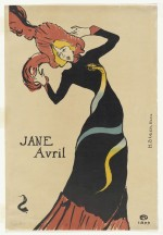Lautrec Jane Avril