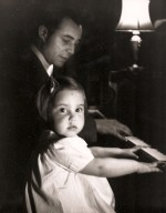 Mary Rodgers Guettel and Richard Rodgers