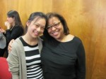 Cecelia Hobbs Gardner and Christine Wu