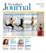 Juilliard Journal March issue
