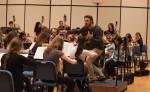 Courtney Lewis leads Juilliard Orchestra Orientation
