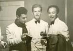 Seymour Lipkin, Gerhard Samuel, Nathan Goldstein