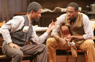 AUGUST WILSON'S JOE TURNER'S COME AND GONE