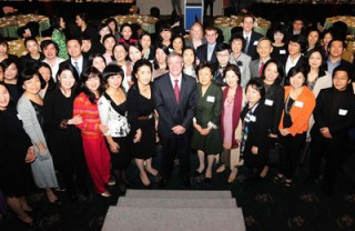 ALUMNI REUNIONS IN SOUTH KOREA