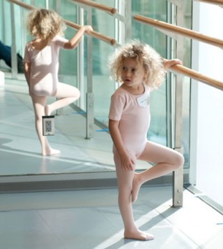 JUILLIARD JUNIORS: A DAY WITH DANCE