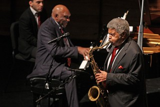 Memphis Jazz October 16, Peter Jay Sharp Theater