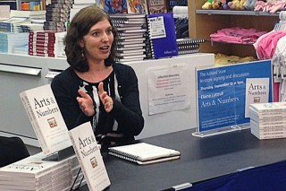 Elaine Luttrull book signing