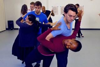 Drama Division Ballroom Dancing