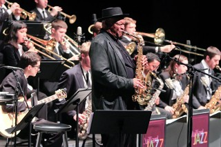BOBBY WATSON AND THE JUILLIARD JAZZ ORCHESTRA