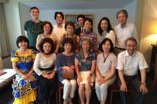 Juilliard Alumni Gather in Tokyo
