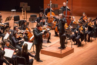 Fabio Luisi and Juilliard Orchestra
