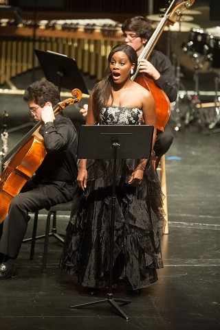 Onadek Winan and New Juilliard Ensemble