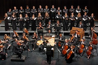 Juilliard415 and Yale Schola Cantorum