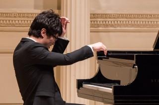 Pianist Jie Yuan