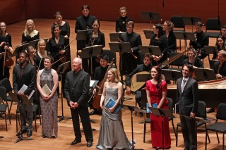 Juilliard415 plays Handel's La Resurrezione