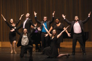 New York Festival of Song at Juilliard