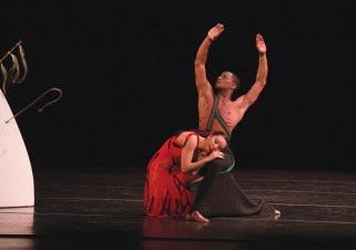 Martha Graham's Dark Meadow at Juilliard