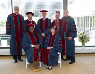 2015 honorary doctorate recipients
