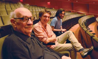 George Crumb and Percussion Ensemble