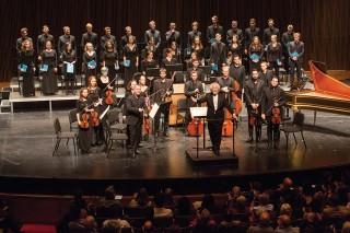 Masaaki Suzuki and Juilliard415