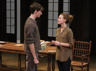 John Kroft and Gwendolyn Ellis in Arcadia