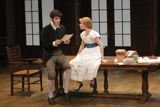 David Corenswet and Madeleine Rogers in Arcadia