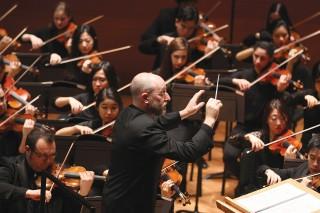 Jeffrey Milarsky Juilliard Orchestra