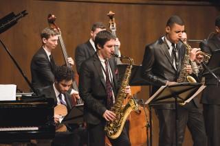 Juilliard Jazz Artist Diploma Ensemble