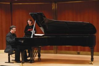 Jeffrey Biegel piano master class