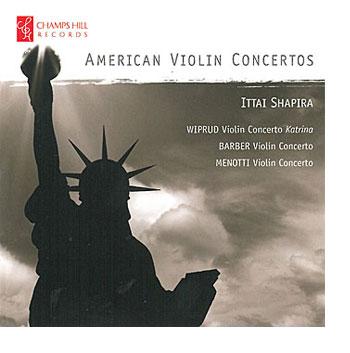 American Violin Conciertos